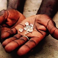Dirty Hands Filled With Diamonds