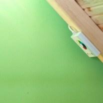 Lichtschalter, um das Hochbett in verschiedene Farben einzutauchen: Die...