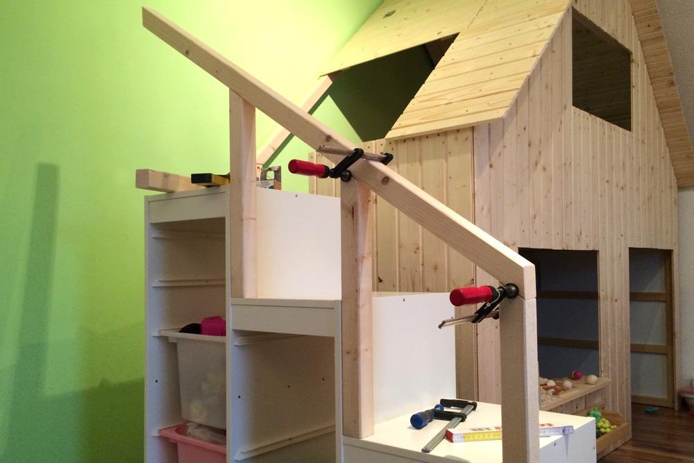 Die Himbeerlounge DIY Spielhaus Fr Kinder Lndchenlust
