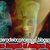 EL SURGIMIENTO DE LA CIVILIZACIÓN EGIPCIA