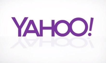 Estrena Yahoo! logo