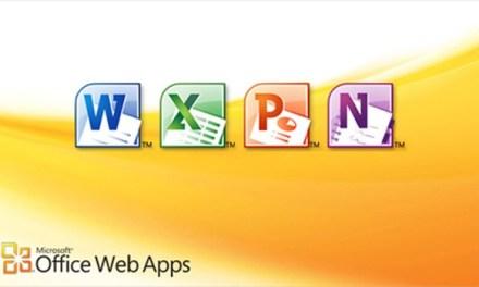 Office Web Apps: colabora en tus documentos de Word ahora en tiempo real