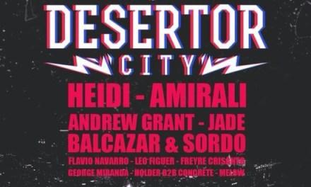 Desertor City | Viernes 8 de Noviembre |