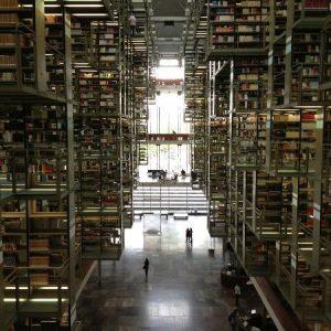 Biblioteca Vasconcelos (Buenavista)