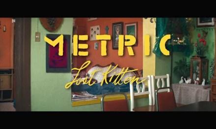 Lost Kitten: Nuevo vídeo de Metric grabado en México