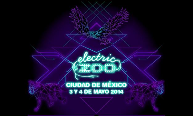 Segunda fase del Electric Zoo México