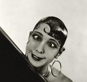 "Josephine Baker, ""la Venus de Bronce""."