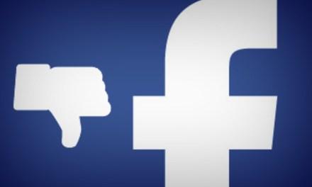 """Facebook y el esperado botón """"no me gusta"""""""