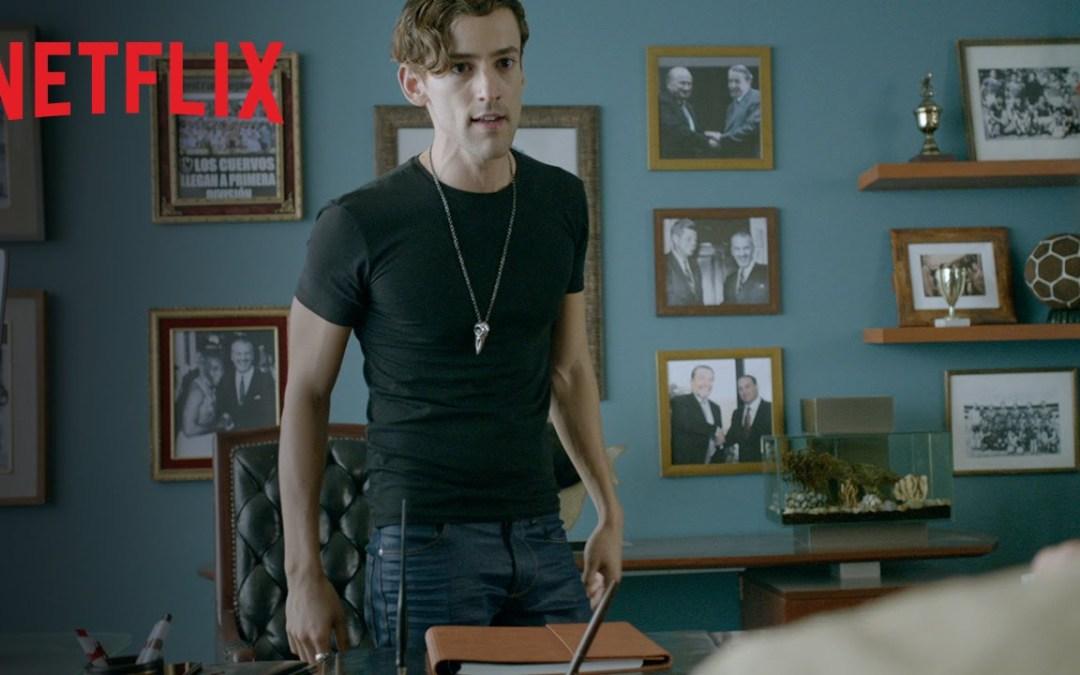 Club de cuervos, la primera serie mexicana original de Netflix