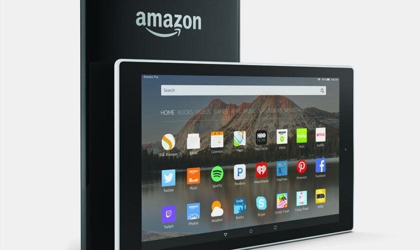 Amazon presenta nuevos Kindle Fire y Fire TV