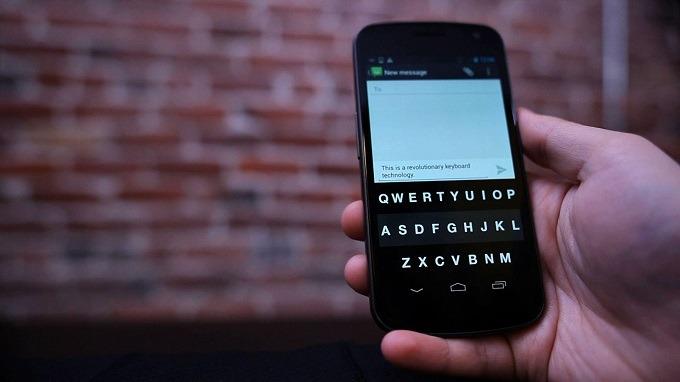 Instala Fleksy para escribir más rápido en tu smartphone