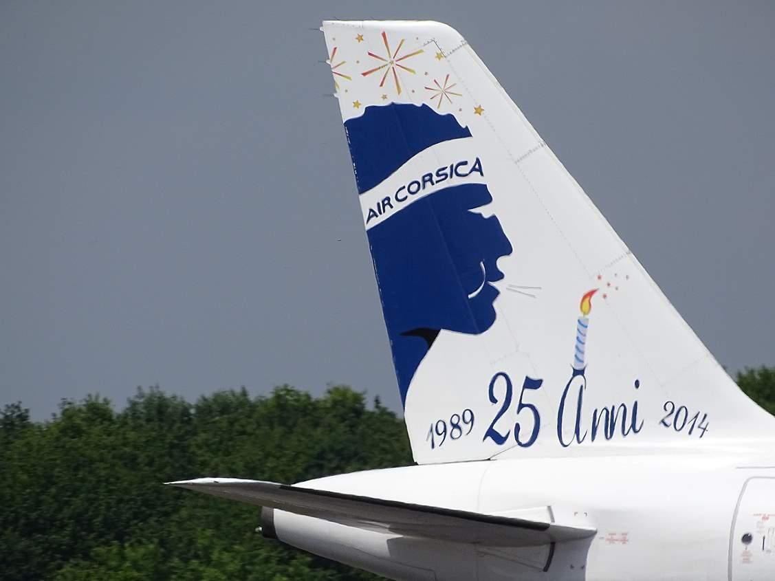 Air Corsica ouvre une troisième ligne vers Charleroi