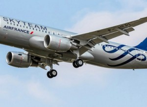 Air France reçoit un 43e Airbus A320