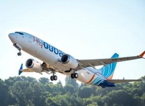Flydubai reçoit son premier 737 MAX
