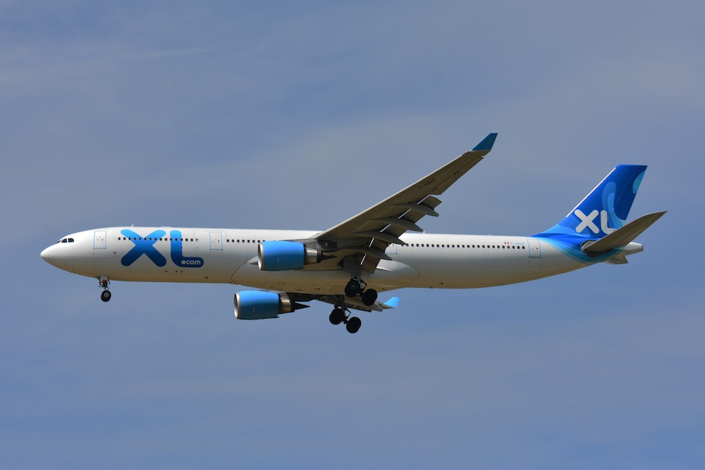 XL Airways : Toulouse - La réunion et Toulouse - La Martinique en direct