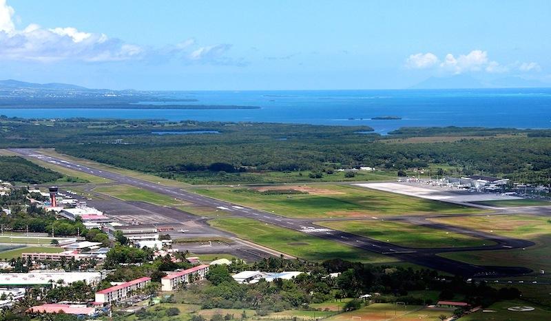 Ouragan Maria. Air France, Air Caraïbes et Corsair reportent des vols