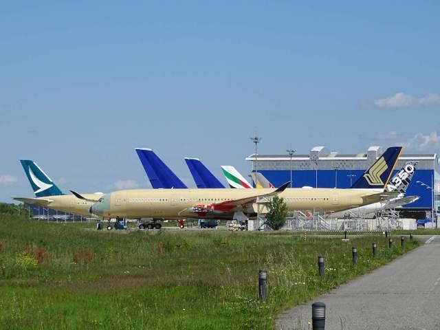 Airbus : 4 commandes et 47 livraisons en juillet