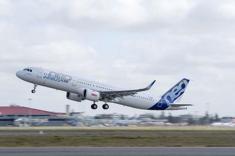 SWISS étudie l'Airbus A321LR