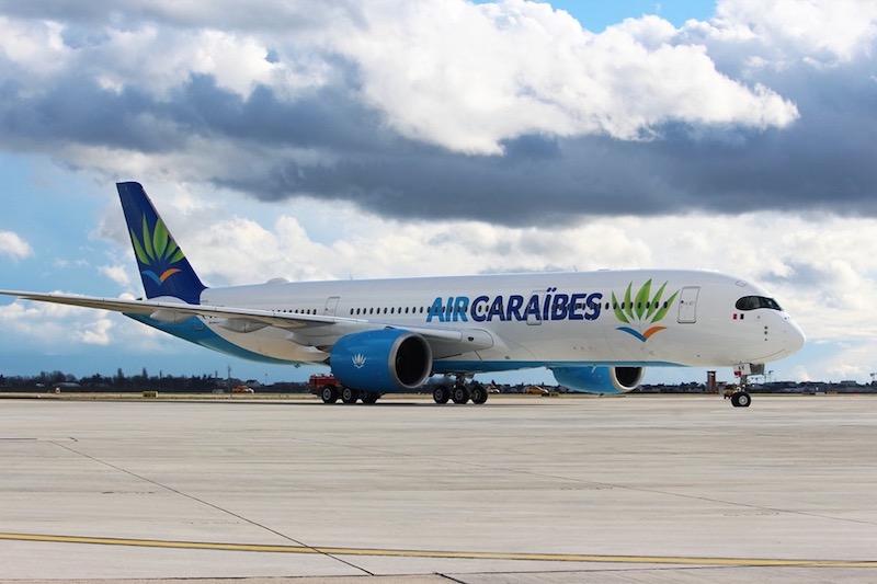 Air Caraïbes lance un tarif sans bagage en soute