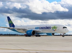 Incident sur un A350 Air Caraïbes, l'aéroport de Guadeloupe momentanément fermé
