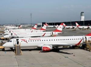 Austrian Airlines : la flotte d'Embraer au complet
