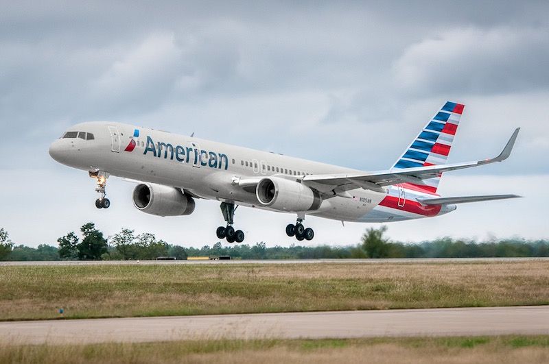 American Airlines suspend sa liaison Paris-Boston
