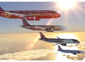Brussels Airlines veut un 5e avion emblématique