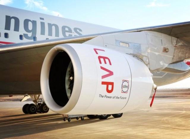 CFM estime «réussie» l'entrée en service du moteur LEAP