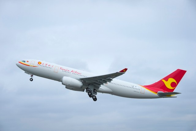 Airbus-A330-Tianjin-Airlines