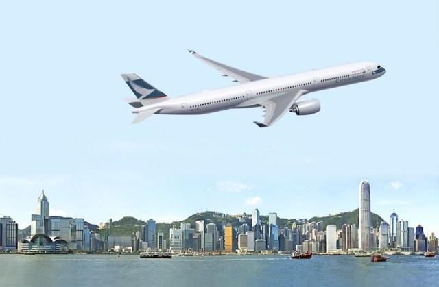 Cathay Pacific convertit et repousse des A350-1000