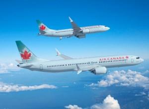 Air Canada utilisera ses 737 MAX sur le transatlantique