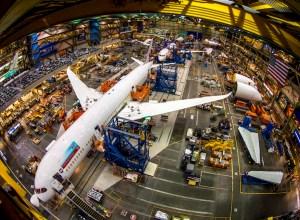 Boeing va accélérer la production du 787
