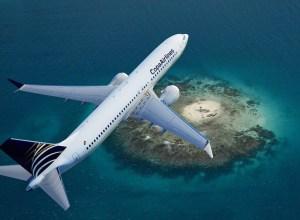 Panama : Copa attend son premier 737 MAX en 2018