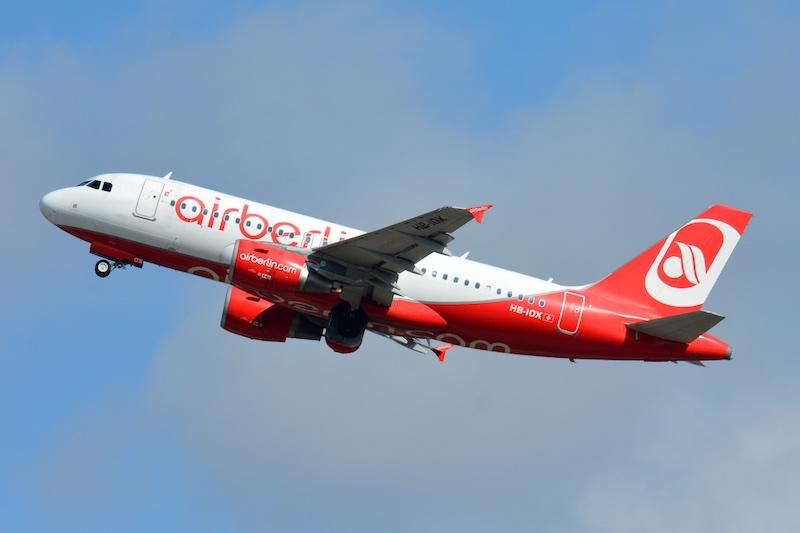 Airberlin choisit easyJet et Lufthansa pour sa reprise