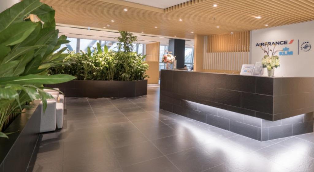 Air France-KLM ouvre un nouveau salon à Bangkok