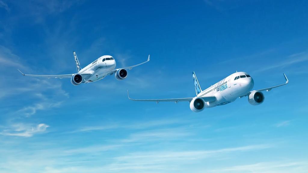 Airbus prend la main sur le C Series de Bombardier