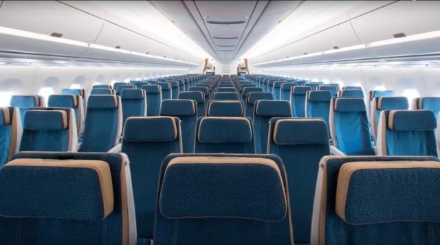 Air mauritius d ploie son a350 sur paris l 39 a rien for Migliori cabine business class 2017