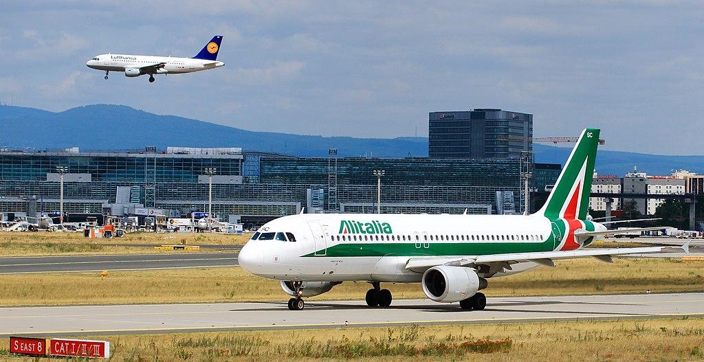 Lufthansa fait une offre sur Alitalia