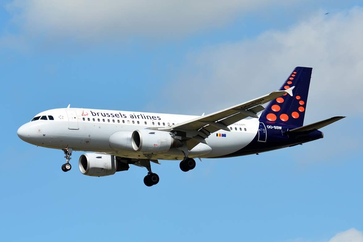 Brussels Airlines part pour Kalamata (Grèce)