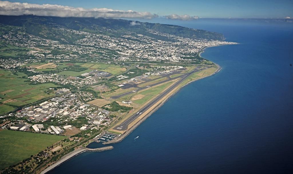Aéroport de La Réunion : trafic record en janvier