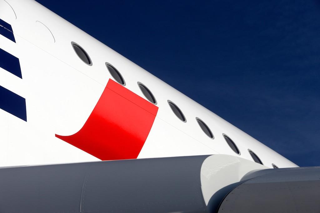 Air France réduit ses déchets