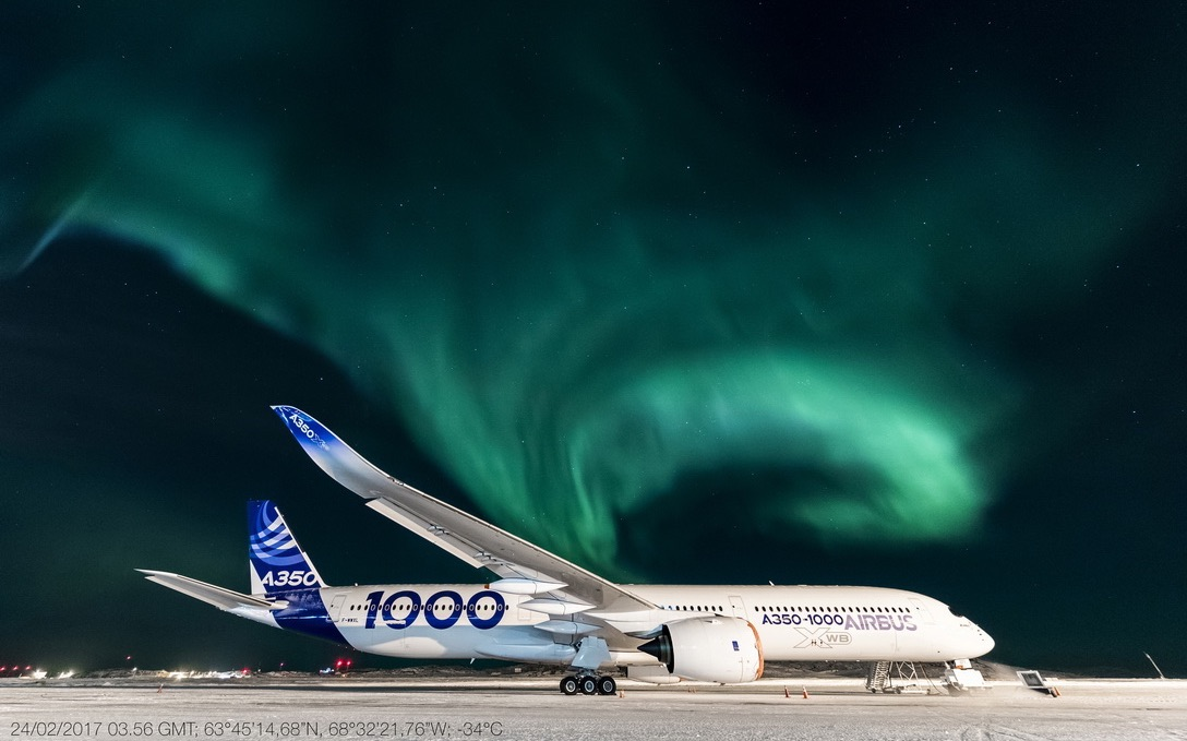 L'A350-1000 reçoit la certification pour son exploitation commerciale — Aéronautique