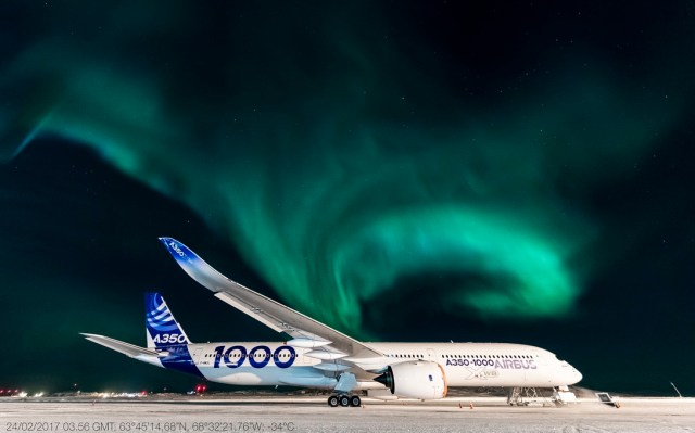 Airbus_A350-1000-cold-weather-tests-
