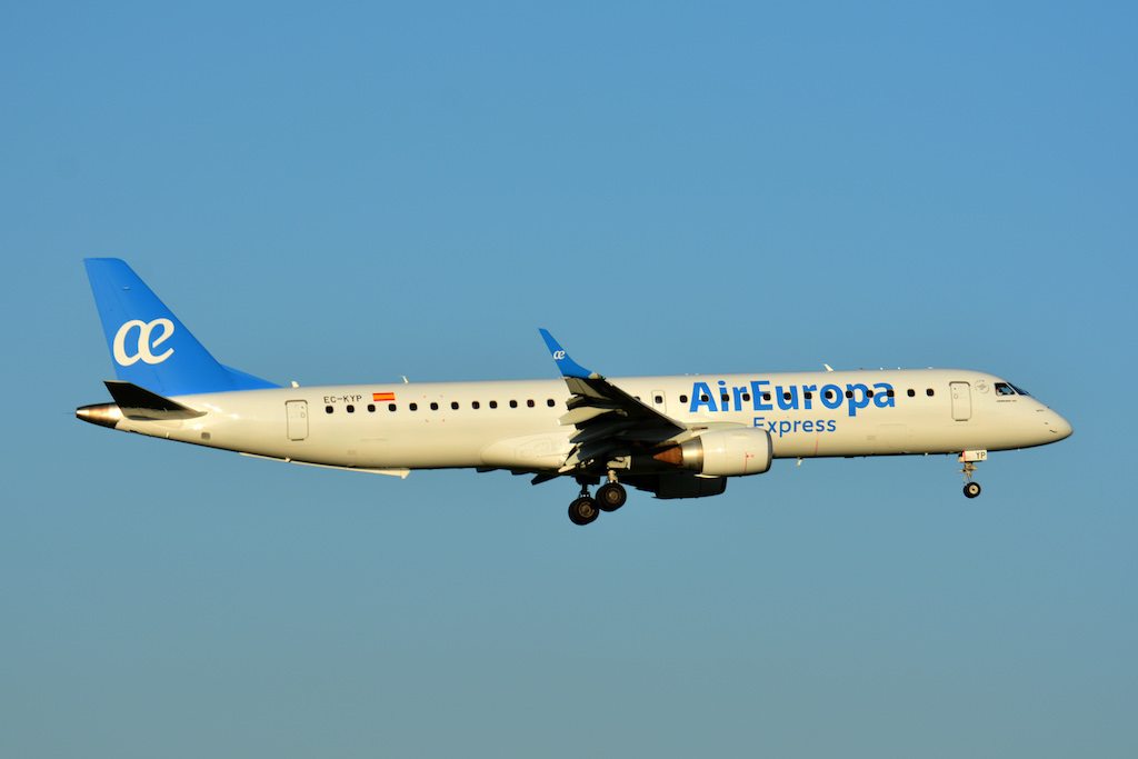 Air Europa repart pour Marrakech