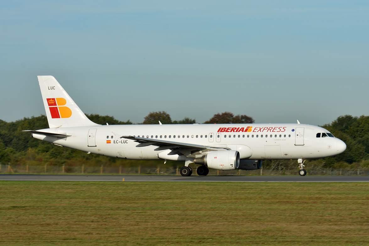 Iberia Express se pose à Toulouse