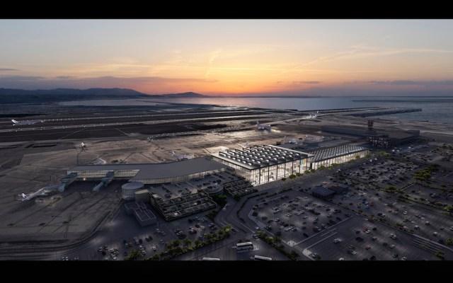 Marseille-Provence_Coeur aeroport_vue aerienne 2022