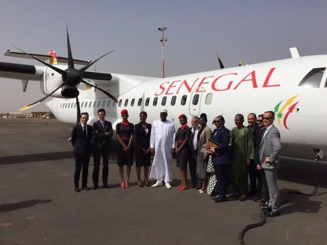 ATR_72-600_Air_Senegal_tournee_afrique_ouest