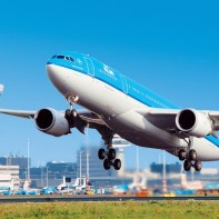 Airbus-A330-200-KLM-Amsterdam-Schiphol