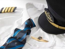 KLM_casquette_uniforme_pilote