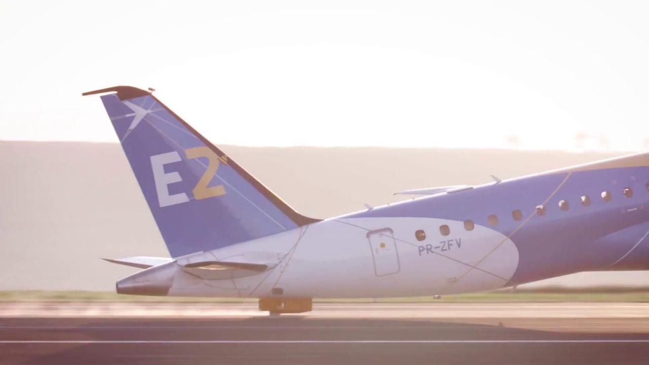 Vidéo : l'E190-E2 teste sa vitesse de décollage minimale